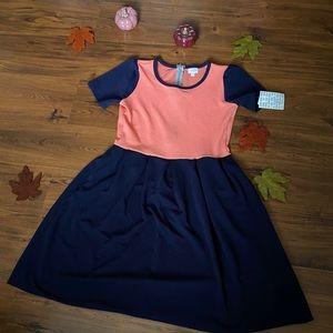 Brand new Lularoe Amelia dress-A line midi